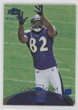 2011 Topps Prime Blue #45 - Torrey Smith /599