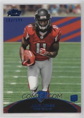 2011 Topps Prime Blue #52 - Julio Jones /599