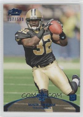 2011 Topps Prime Blue #7 - Mark Ingram /599