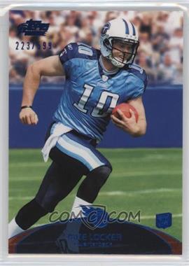 2011 Topps Prime Blue #82 - Jake Locker /599
