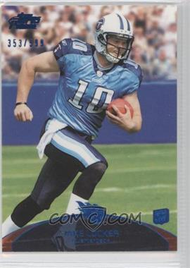 2011 Topps Prime Blue #82 - Jake Locker /599
