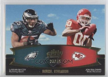 2011 Topps Prime Dual Combo Gold #DC-MB - [Missing] /50