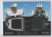 Michael Bush, Bilal Powell /50