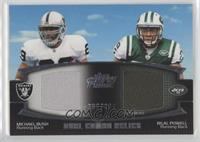 Michael Bush, Bilal Powell /398