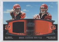 A.J. Green, Andy Dalton /398