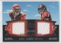 A.J. Green, Julio Jones /398