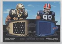 Mark Ingram, Marcell Dareus /398