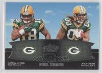 Randall Cobb, Alex Green