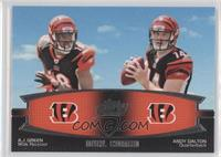 A.J. Green, Andy Dalton