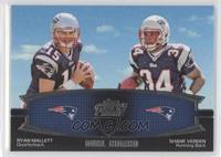 Ryan Mallett, Shane Vereen