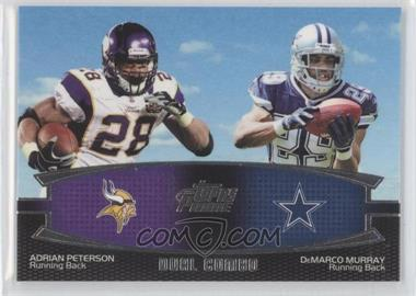 2011 Topps Prime Dual Combo #DC-PM - Adrian Peterson, DeMarco Murray