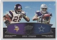 Adrian Peterson, DeMarco Murray