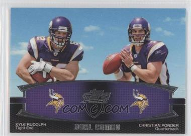 2011 Topps Prime Dual Combo #DC-RP - [Missing]