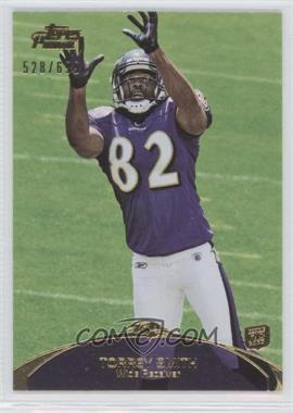 2011 Topps Prime Gold #45 - Torrey Smith /699