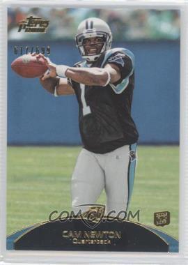 2011 Topps Prime Gold #50 - Cam Newton /699