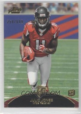 2011 Topps Prime Gold #52 - Julio Jones /699