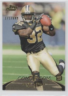 2011 Topps Prime Gold #7 - Mark Ingram /699
