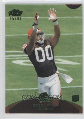 2011 Topps Prime Green #148 - Greg Little /99
