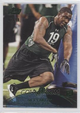 2011 Topps Prime Green #21 - Nick Fairley /99