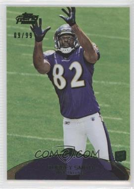 2011 Topps Prime Green #45 - Torrey Smith /99