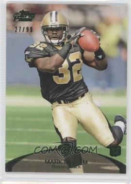 2011 Topps Prime Green #7 - Mark Ingram /99