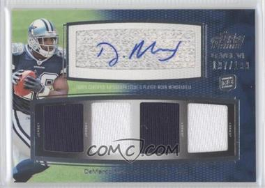 2011 Topps Prime Level VI Autographed Relic #PVI-DM - DeMarco Murray