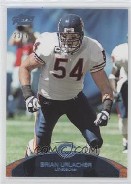 2011 Topps Prime Powder Blue #132 - Brian Urlacher /75