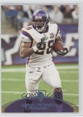 2011 Topps Prime Powder Blue #20 - Adrian Peterson /75
