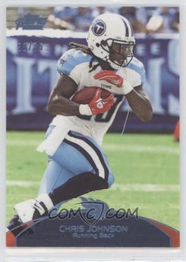 2011 Topps Prime Powder Blue #40 - Chris Johnson /75