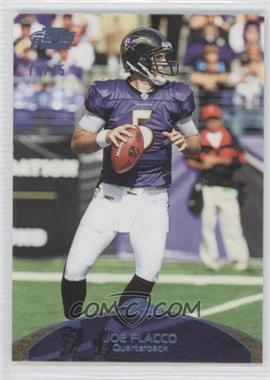 2011 Topps Prime Powder Blue #69 - Joe Flacco /75