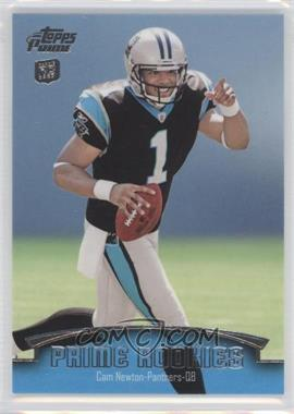 2011 Topps Prime Prime Rookies #PR-CN - Cam Newton