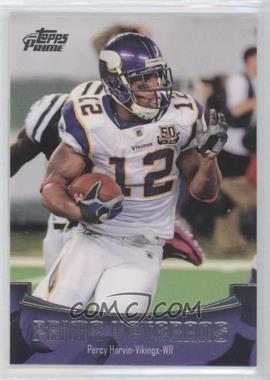 2011 Topps Prime Prime Veterans #PV-PH - Percy Harvin