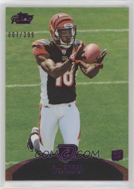 2011 Topps Prime Purple #31 - A.J. Green /399