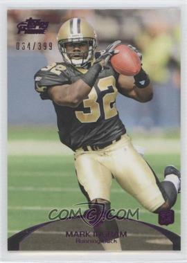 2011 Topps Prime Purple #7 - Mark Ingram /399