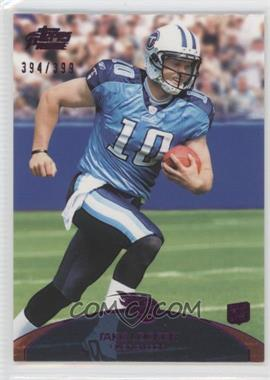 2011 Topps Prime Purple #82 - Jake Locker /399