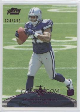 2011 Topps Prime Purple #9 - DeMarco Murray /399