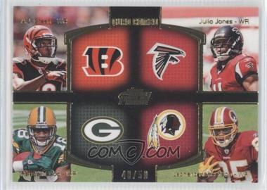 2011 Topps Prime Quad Combo Gold #QC-GJCH - [Missing] /50