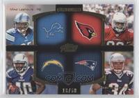 Ryan Williams, Jordan Todman, Shane Vereen, Mikel Leshoure /50