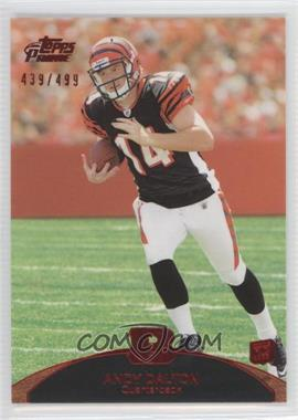 2011 Topps Prime Red #113 - Andy Dalton /499