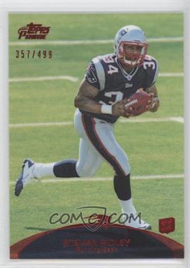 2011 Topps Prime Red #114 - Stevan Ridley /499