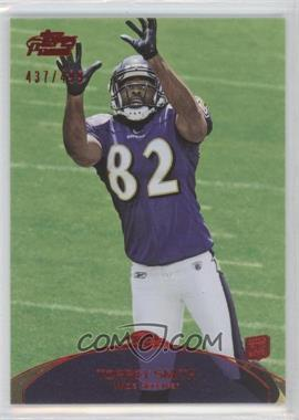 2011 Topps Prime Red #45 - Torrey Smith /499