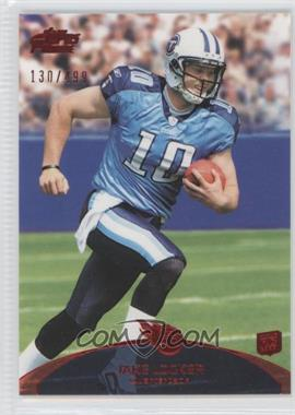 2011 Topps Prime Red #82 - Jake Locker /499