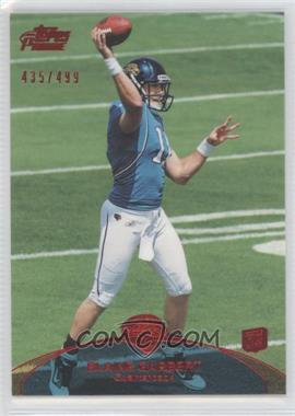 2011 Topps Prime Red #83 - Blaine Gabbert /499