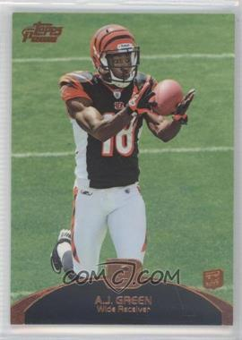 2011 Topps Prime Retail [Base] Bronze #31 - A.J. Green