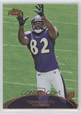 2011 Topps Prime Retail [Base] Bronze #45 - Torrey Smith