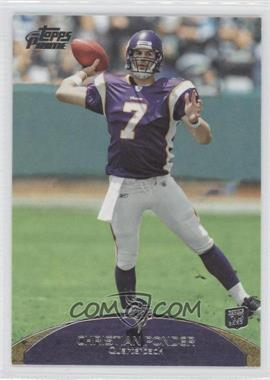 2011 Topps Prime Retail [Base] #61 - Christian Ponder