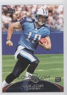 2011 Topps Prime Retail [Base] #82 - Jake Locker