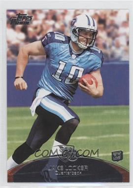 2011 Topps Prime Retail #82 - Jake Locker
