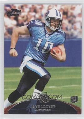 2011 Topps Prime Retail #82 - Jake Locker