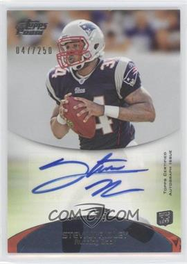2011 Topps Prime Rookie Autographs #114 - Stevan Ridley